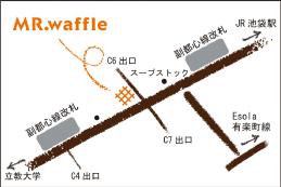 エチカ池袋map