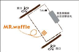 元住吉店map