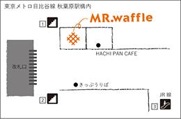 秋葉原メトロピア店map